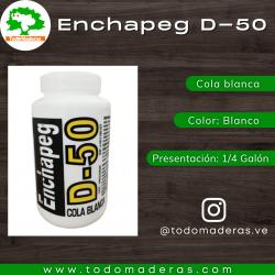 Cola Blanca Enchapeg D-50