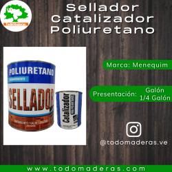 Sellador Poliuretano / Catalizador Poliuretano