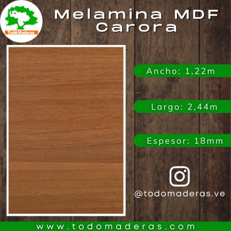 Melamina MDF Carora 18mm