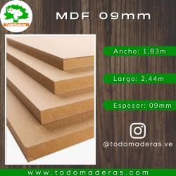 MDF 09mm