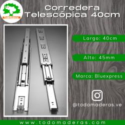 Corredera Telescópica 40cm