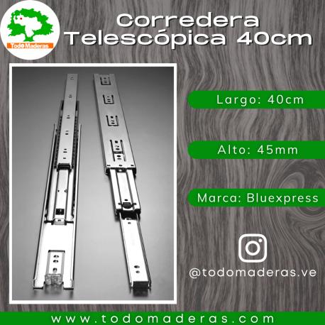 CORREDERA BLANCA  (35cm)