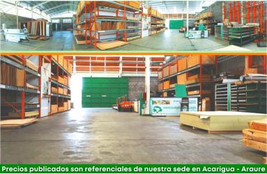 Precios de sede Acarigua-Araure