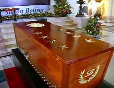 Ataud Bolívar